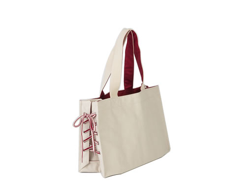Shoelace Totebag MACHI