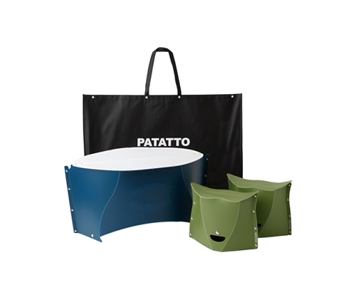PATATTO table & stool